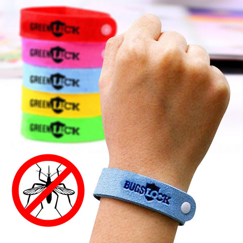 10 Pcs Anti Mosquito Wrist Band [HC0055]