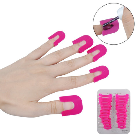 Professional Nail Shield (Set of 26) [NL0021]