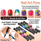 Double-headed Nail Art Pens [NL0016]