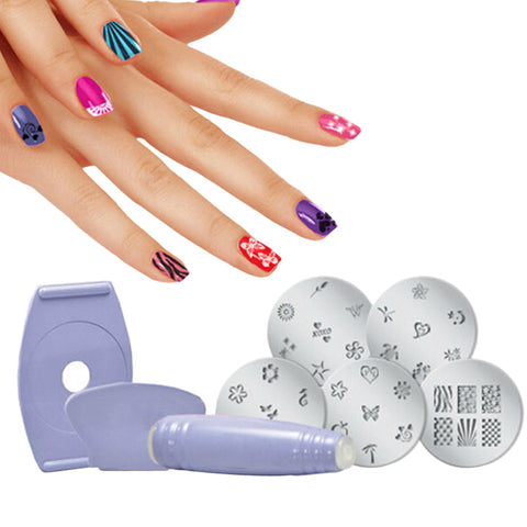 Nail Art Stamping Set [NL0006]