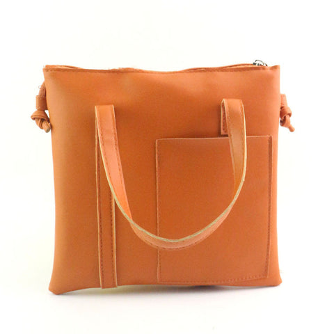 Leather Tote [AP0034]