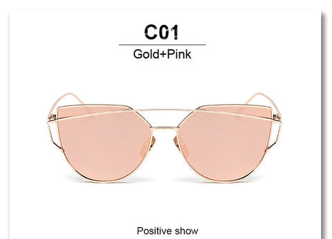 Cat Eye Sunglasses [AP0009]