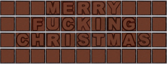 Merry fucking Christmas