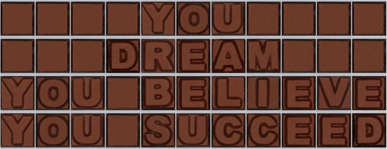 You dream belive success