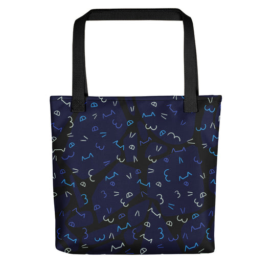 Geo Cat Tote bag