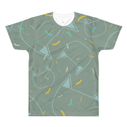 Scratch & Purr Men's T-shirt