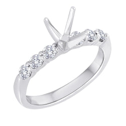 Traditional Classic Engagement Ring .36 ctw TF™