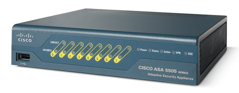 Cisco ASA5505-SSL10-K9 Security Appliance Firewall