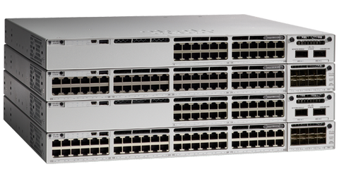 Cisco Catalyst C9300-24T-E