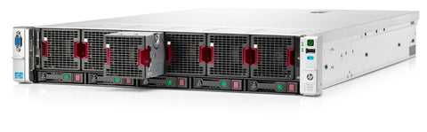 HP Proliant DL560 G8 Server 2x E5-4650, 256gb