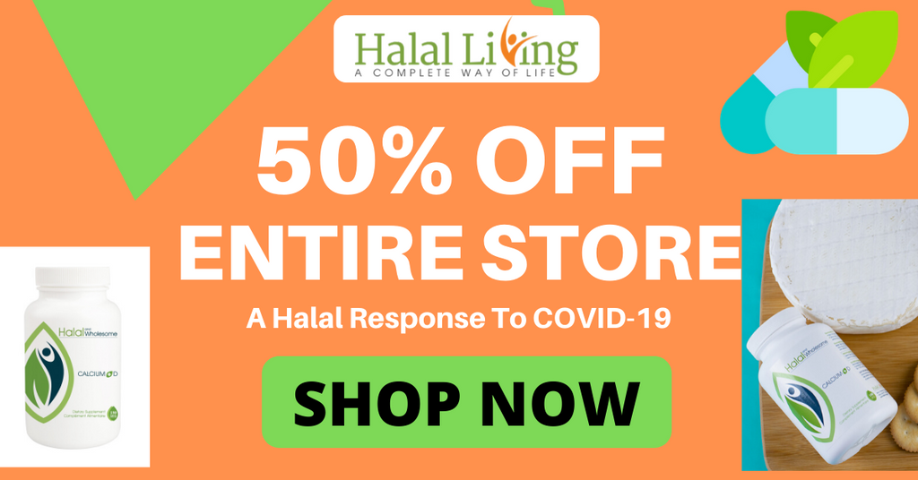 50% OFF Entire Store: A Response To COVID-19