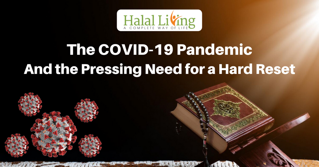 The COVID-19 Pandemic and the Pressing Need for a Hard Reset