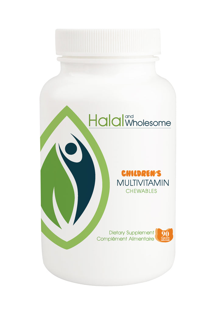 Halal Childrens Vitamins