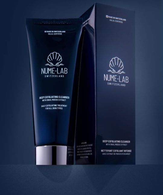Nume-Lab Deep Exfoliating Cleanser