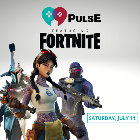Pulse - Put Your Heart In The Game - Fortnite Tournament
