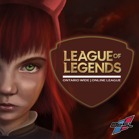 Season 5 - League of Legends - Online League [Full-Team]