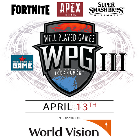 WPG III - Well Played Games 3 (April 2019)