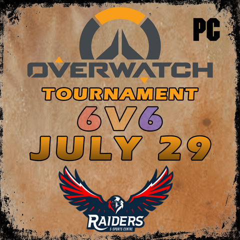 Overwatch Community Tournament (July 2017)