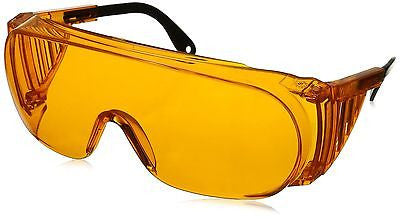 Uvex S0360X Ultra-spec 2000 Safety Eyewear, Orange Frame, SCT-Orange UV Extre...