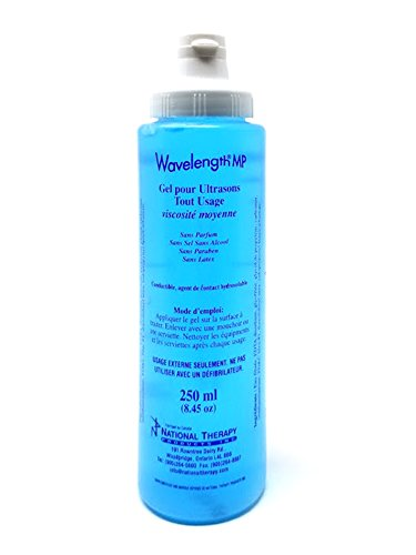 Wavelength® MP Blue Multi-Purpose Ultrasound Gel Transmission Gel
