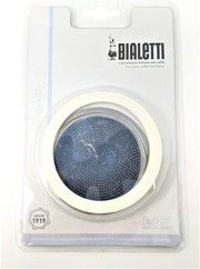 Bialetti Stainless Steel Gasket Filter Plate Replacement Parts, For Venus, Musa, Kitty Models (4,6,10-cups)