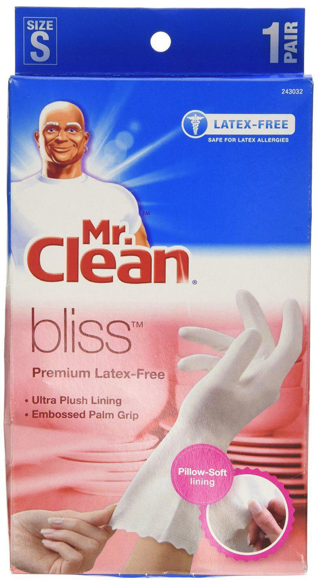 Mr. Clean Bliss Premium Latex-Free Gloves (6 Pair)