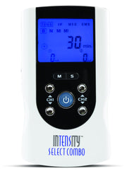 InTENSity Select Combo 4-in-1 TENS/ EMS/ IF/ Micro Combo