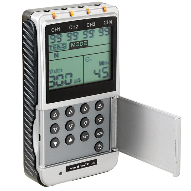 TwinStim Plus 2nd Edition - Four Channel TENS and EMS Unit