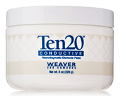 Weaver Ten20 Conductive EEG Paste, 3 Pack/8oz.