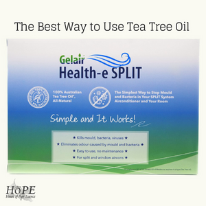 HoPE - Gelair Health-e SPLIT