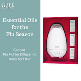 Can Our Flu Fighter Diffuser Kit Really Fight Flu?