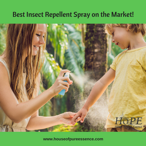HoPE - The Best Insect Repellent Spray on the Market!