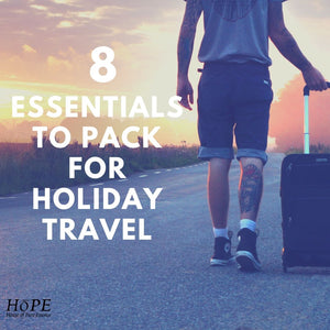 Top 8 Essentials to Pack for Holiday Travel