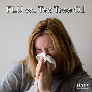 Flu vs Tea Tree Oil - Scientific Studies