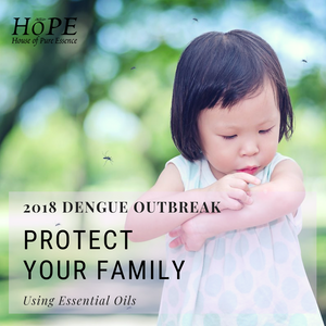HoPE - Best Ways to Fight Dengue Fever Using Essential Oils