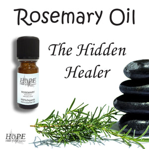 Hope Rosemary Oil The Hidden Healer