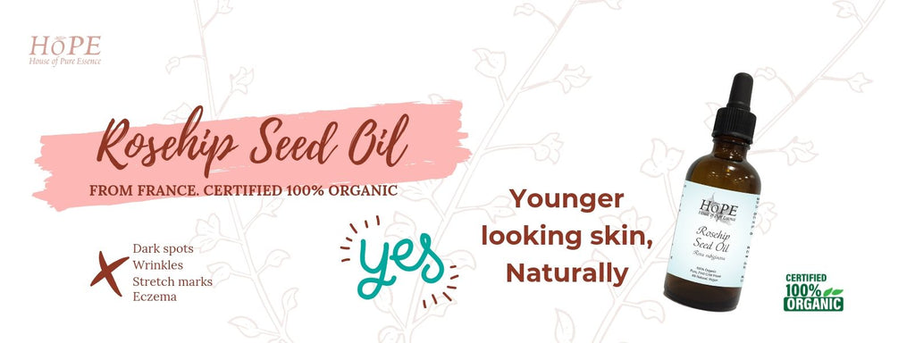 Hope Rosehip Seed Oil