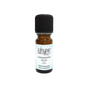 100% Organic Cedarwood Atlas Essential Oil, Pure - House of Pure Essence