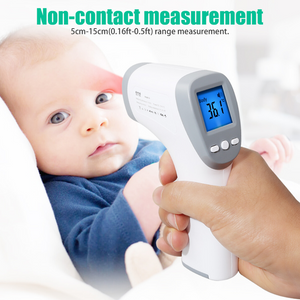 Emie X6 Electronic Infrared Thermometer - House of Pure Essence