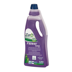 Flower Easy Super Concentrated Scented Hydroalcohoic Natural Detergent