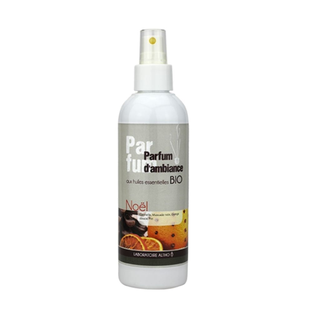 100% Organic Christmas Room Spray, 200 mL