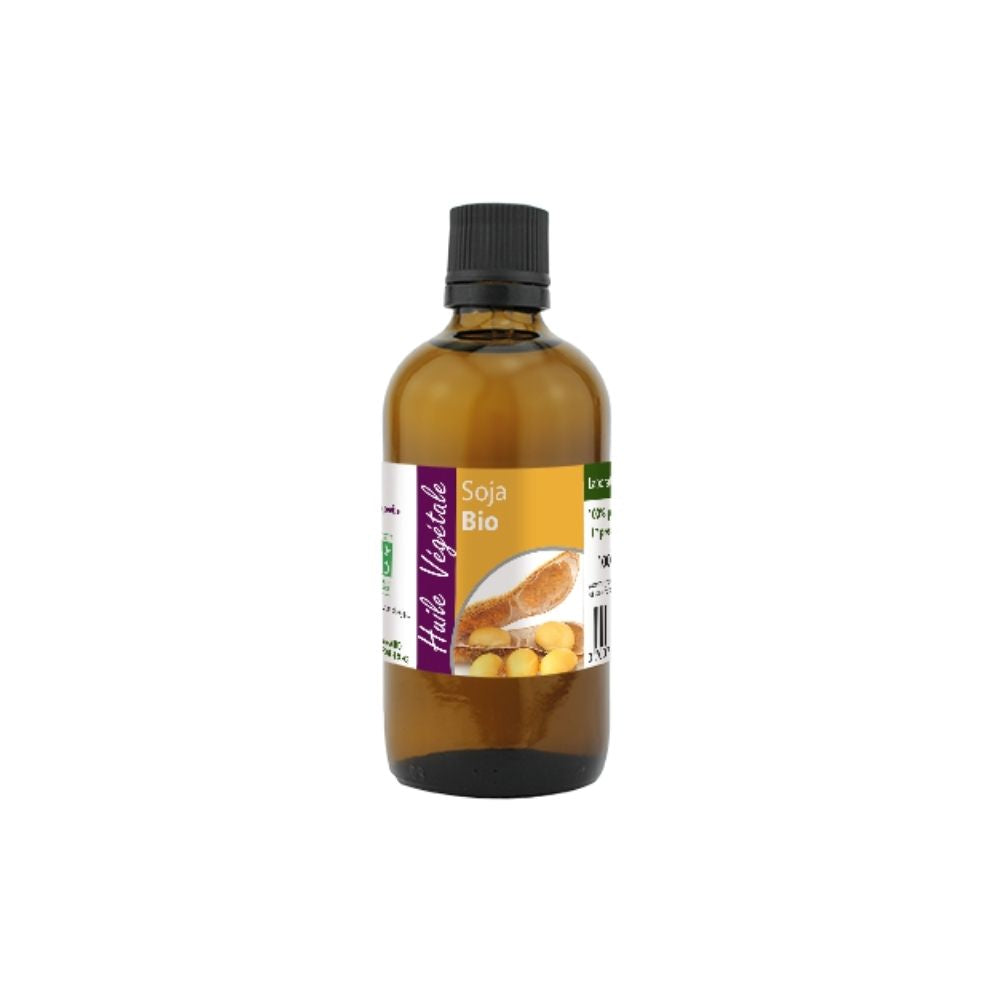 ORGANIC SOYA VEGETABLE OIL 100ML