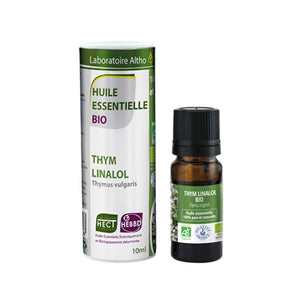 ORGANIC THYME LINALOOL ESSENTIAL OIL 10ML