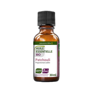 100% Organic Patchouli (Pogostemon cablin) Essential Oil, 30mL