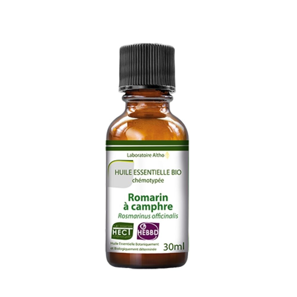 ROSEMARY ESSENTIAL OIL WITH ORGANIC CAMPHOR 30ML