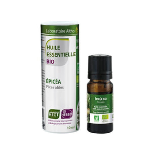 100% Organic Spruce (Picea abies) Essential Oil,10 mL