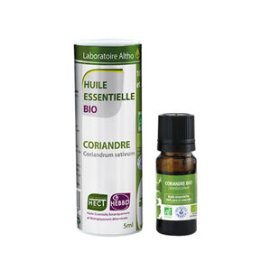 ORGANIC CORIANDER ESSENTIAL OIL 5ML