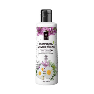 100% Organic Delicate Hair Shampoo, 200 mL