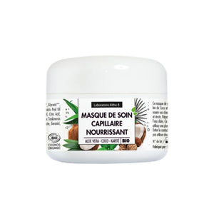 100% Organic Nourishing Care Mask, 200 mL
