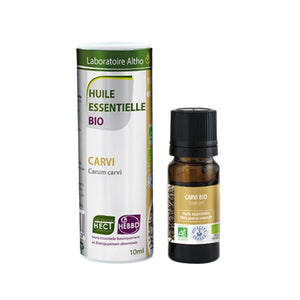 100% Organic Caraway (Carum carvi) Essential Oil, 10mL